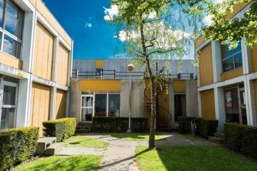 조립식 주택의 4가지 모델
