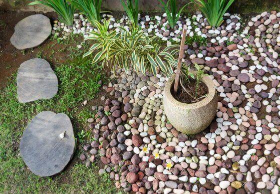 돌과 조약돌