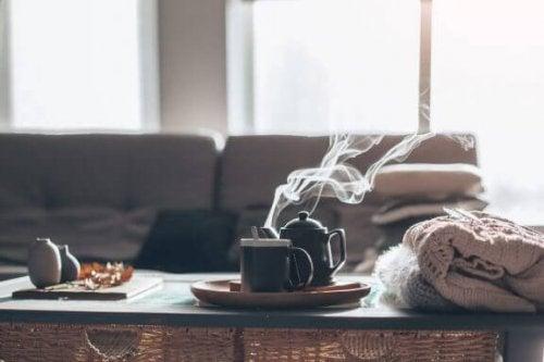 누구에게나 취향 저격인 커피 테이블 4선