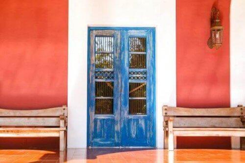 멕시코 건축 양식: 밝고 컬러풀한 매력
