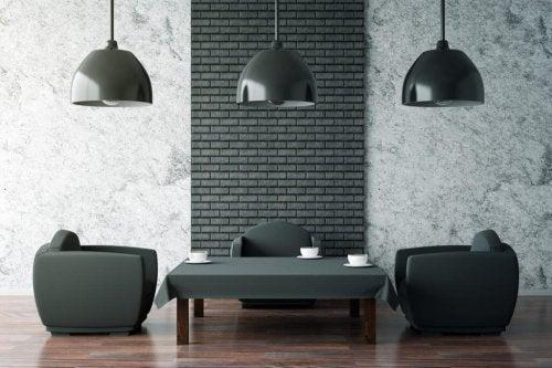 최신 인테리어 디자인, 마이크로 시멘트