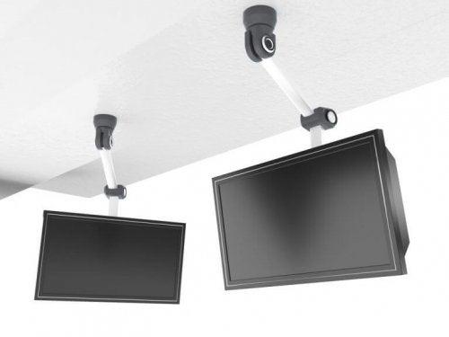 천장형 TV 거치대가 가진 흥미로운 혜택들은 다양하다.