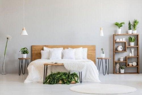 수면의 질을 개선하는 침실 인테리어