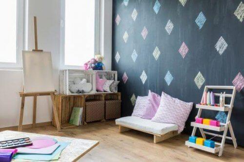 아이 방을 깔끔하게 유지하는 6가지 팁