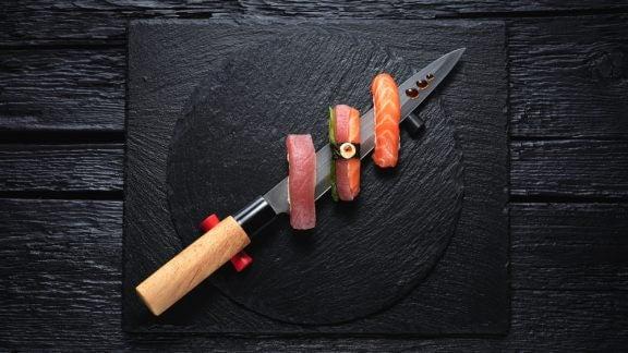 일본식 주방용 나이프 : 부엌의 가장 최고의 옵션