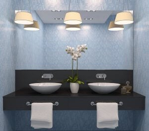 작은 화장실