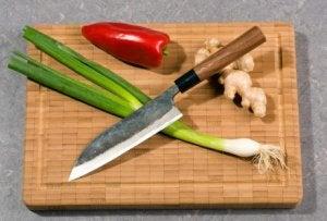 일본제 식칼을 사용해보자