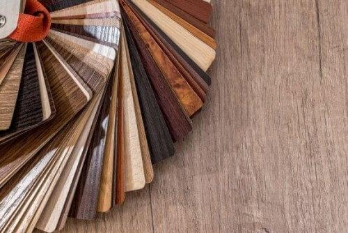 라미네이트 바닥재와 나에게 가장 적합한 유형을 알아보자