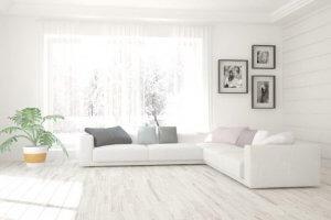 흰색 거실-2