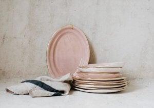 부엌을 더 크게 보이게 하는 10가지 방법 -그릇