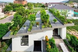 녹색 지붕을 설치하는 것