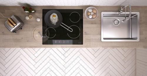 부엌 바닥 디자인: 종류에 따른 장단점