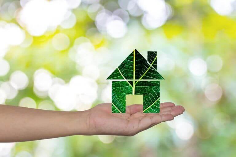 집의 주요 실내 대기 오염 물질