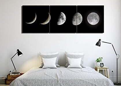 천문학 관련 벽 패널