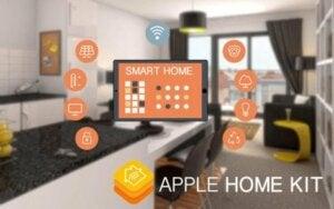 스마트홈: 집안일을 도와줄 인공지능 비서 - 애플 키트 & 시리