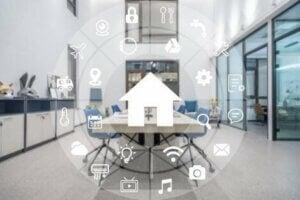 2. 2020년 하반기에 유행할 인테리어 스타일 - 스마트 홈