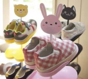 야마자키 어린이 신발 정리 스탠드