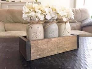 커피 테이블 상자