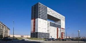 꼭 알아둬야 할 마드리드의 건물 - 에디피시오 미라도