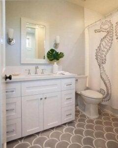 해마 화장실