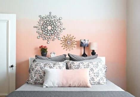 집 인테리어를 위한 새로운 색상