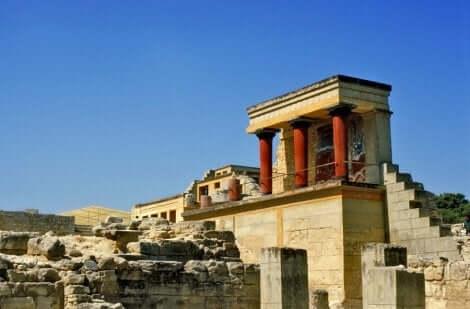 고대사의 욕실. 그리스와 로마