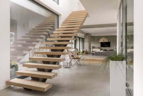 집 계단을 계획하기 위한 3가지 제안