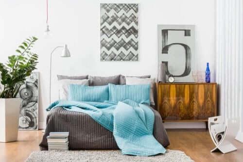 더 멋진 침실을 만들기 위한 아이디어들