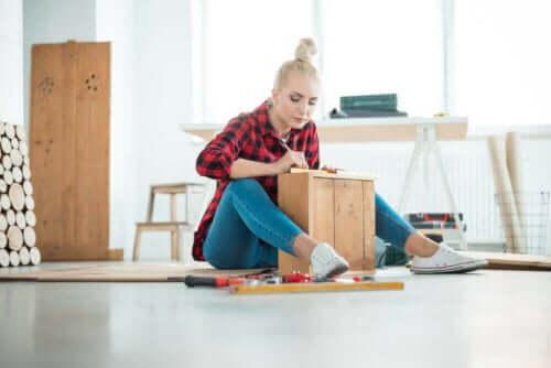 6가지 DIY 인테리어 아이디어: 집 인테리어 탐구