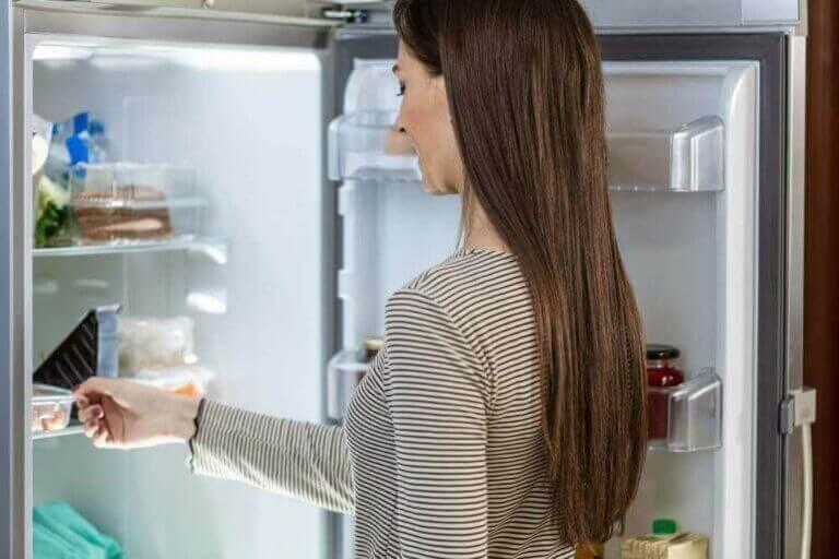 냉장고를 위한 기술 혁신