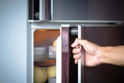 냉장고 소재 이미지