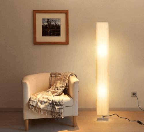 이케아 대나무 램프 이미지