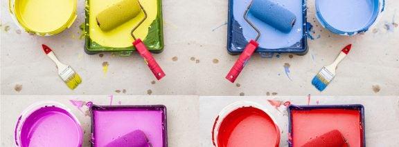 Aparte en stijlvolle muren voor jouw huis: 10 ideeën