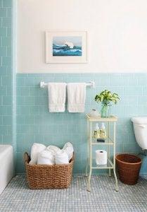 4 eenvoudige manieren om je badkamer te veranderen