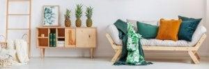 Neem eens nieuwe accessoires om de zomer in je huis te halen