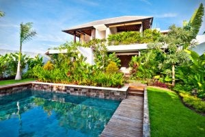 Veiligheid voor tuinen met zwembaden