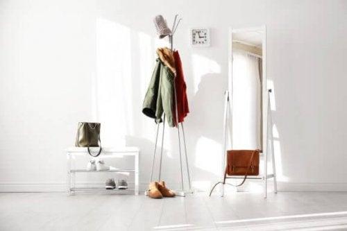 3 ideeën voor een rustieke entree in je huis