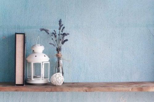 Lantaarns, decoratieve verlichting voor in huis