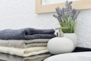 Zeep als badkamer accessoire