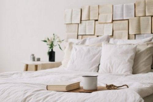 6 geweldige ideeën voor het gebruik van boeken in je interieur