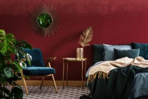 5 herfstkleuren voor een nieuw interieur