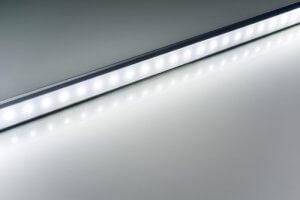 Inloop kast met LED verlichting