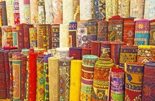 Een Kelim als luxe, oosterse decoratie in je huis