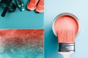 De kleur van het jaar is weer gekozen door Pantone