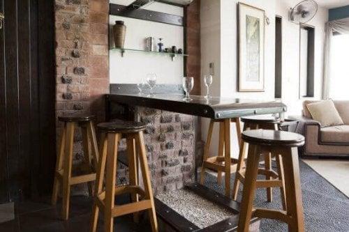 De thuisbar: innovatief en origineel in je eigen huis