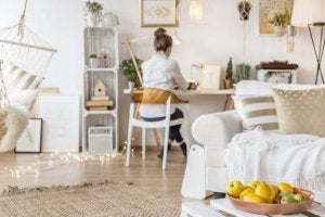 Werkruimte in je appartement