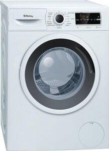 De wasmachine van Balay