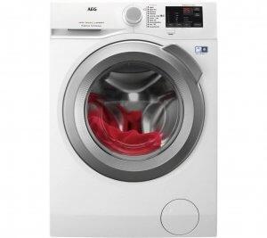 Wasmachines van AEG zijn van uitmuntende kwaliteit