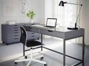 IKEA bureaus alex
