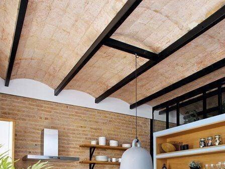 Een gewelfd plafond: maak je huis elegant